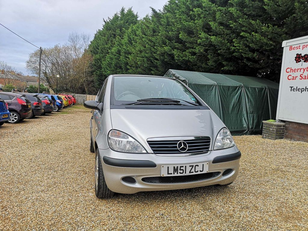 Mercedes-Benz A Class Hatchback 1.4 A140 Classic LWB Hatchback 5dr