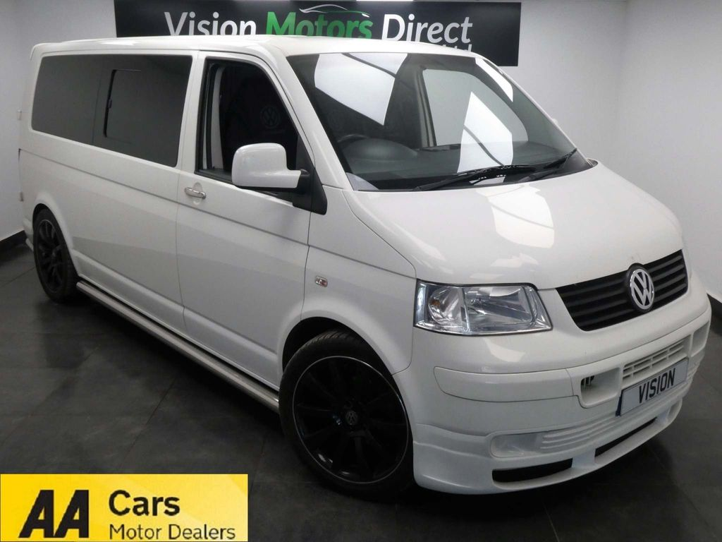 Volkswagen Transporter Panel Van 2.0 TDI BlueMotion Tech T32 Startline 5dr LWB