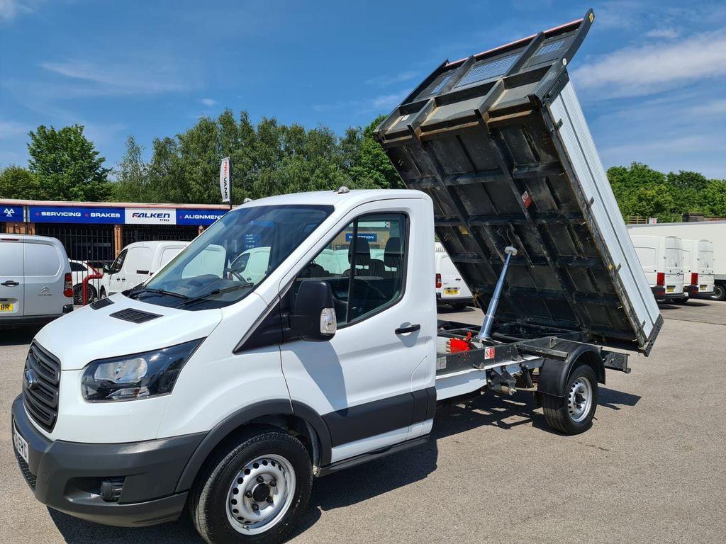 Ford Transit Tipper 2.0 350 EcoBlue 1-Way Tipper RWD L2 EU6 (s/s) 2dr (1-Stop)