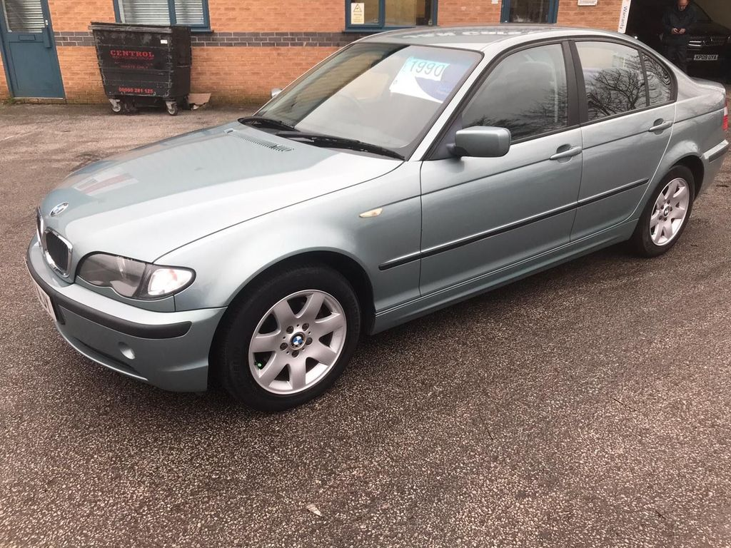 BMW 3 Series Saloon 1.8 316i SE 4dr