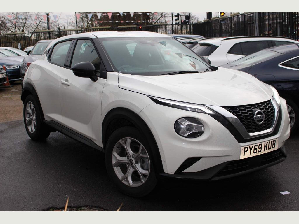 Nissan Juke SUV 1.0 DIG-T Acenta DCT Auto (s/s) 5dr