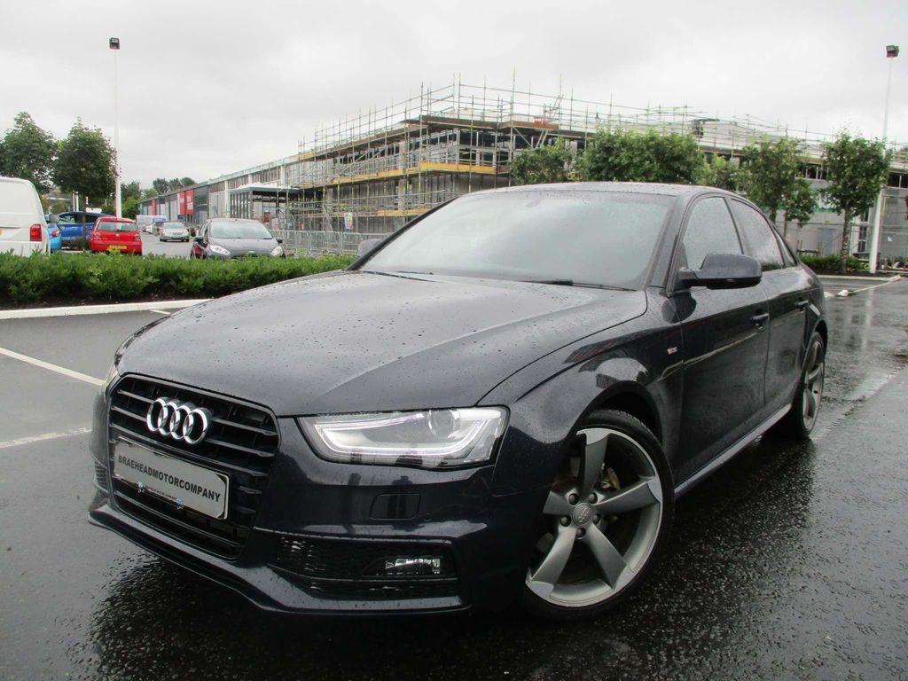 Audi A4 Saloon 2.0 TDI Black Edition 4dr