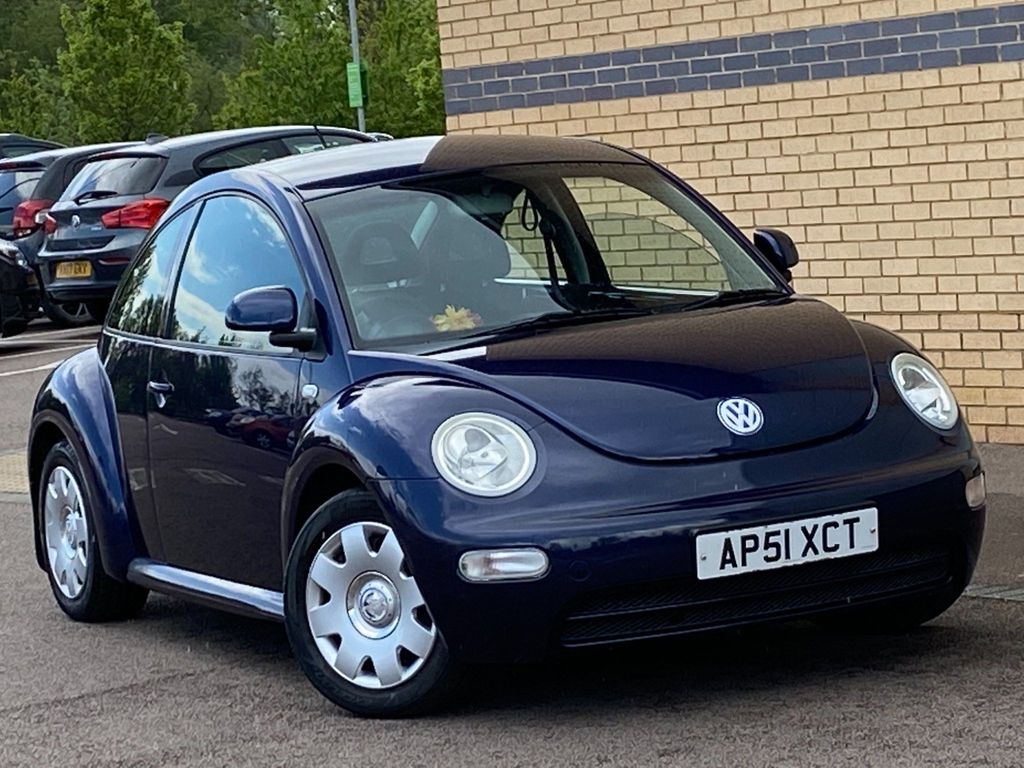 Volkswagen Beetle Hatchback 1.6 3dr