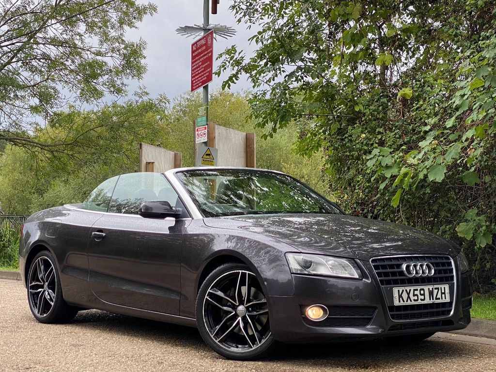 Audi A5 Cabriolet Convertible 2.0 TFSI SE Cabriolet Multitronic 2dr