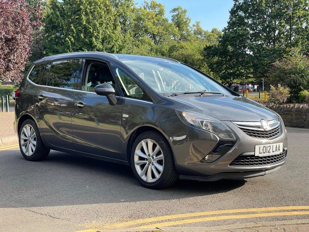Vauxhall Zafira Tourer MPV 1.4 i VVT 16v Turbo SRi 5dr