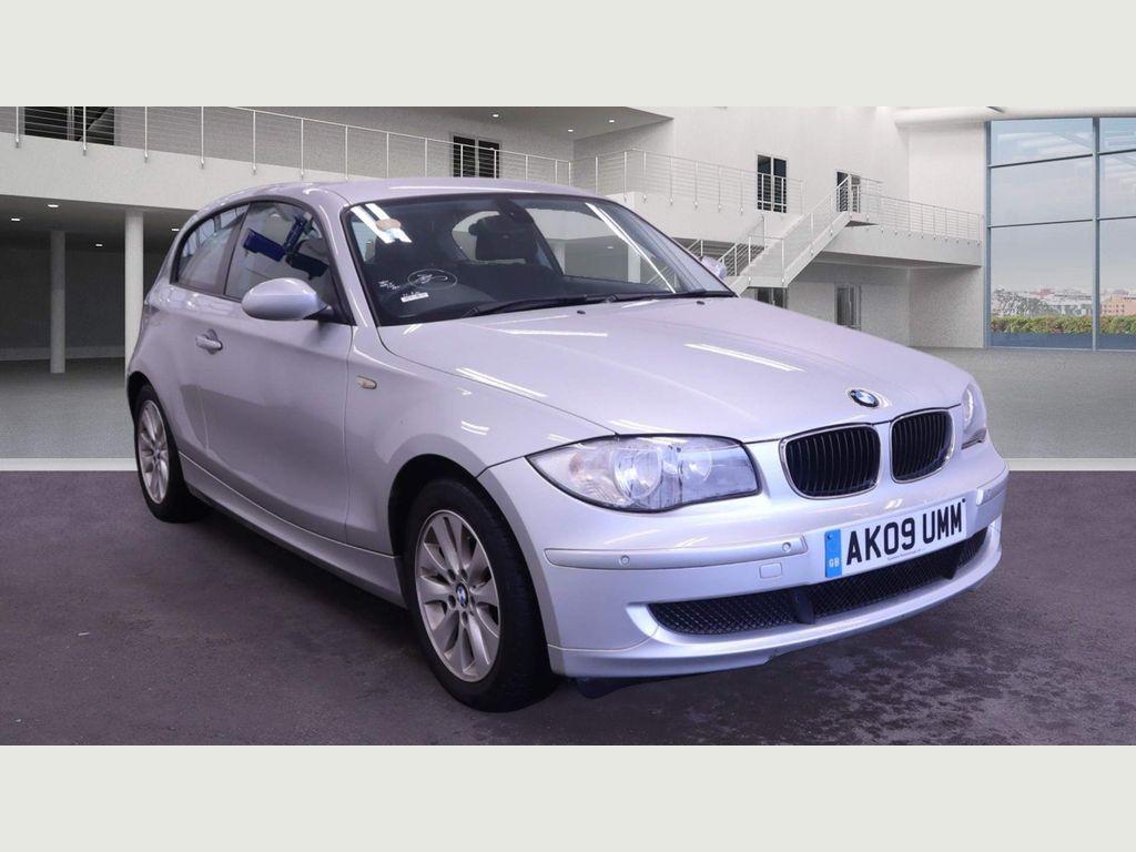 BMW 1 Series Hatchback 2.0 116i ES Auto 3dr