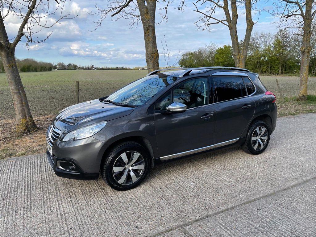 Peugeot 2008 SUV 1.2 PureTech Allure (s/s) 5dr