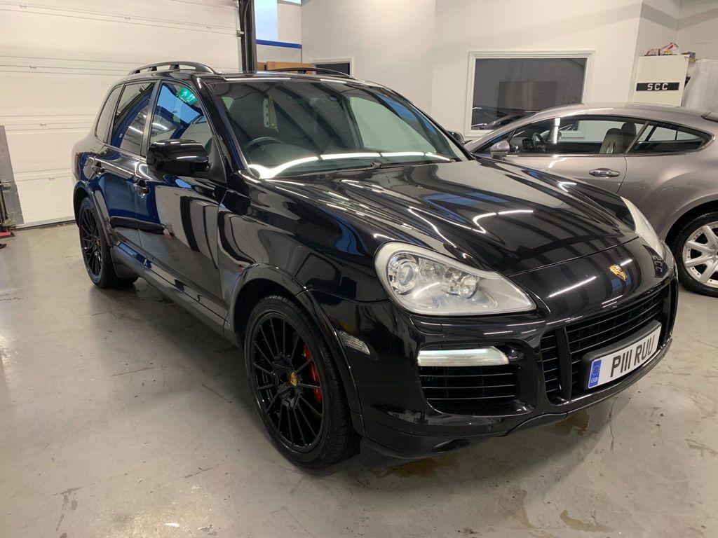 Porsche Cayenne SUV 4.8 Turbo S Tiptronic S AWD 5dr