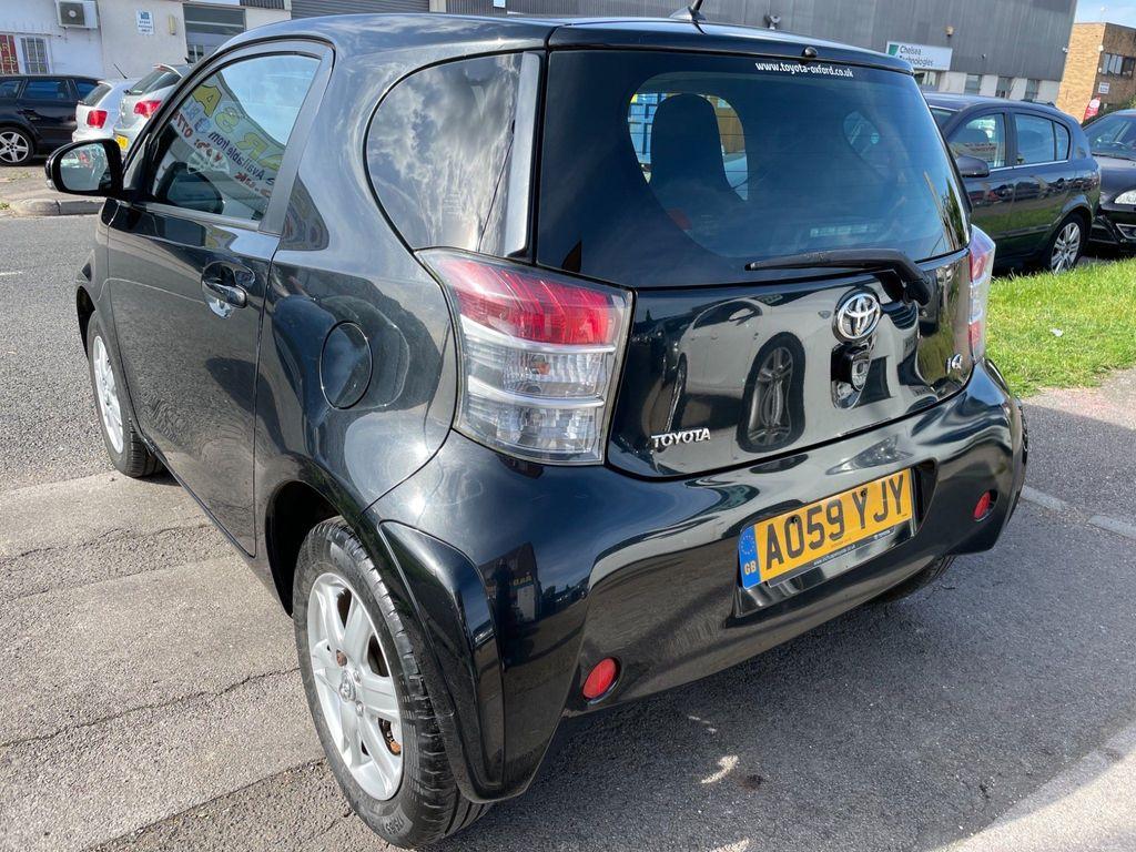 Toyota iQ Hatchback 1.0 VVT-i 3dr