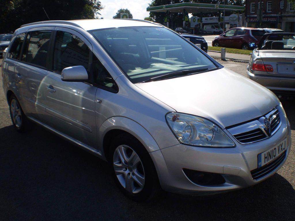 Vauxhall Zafira MPV 1.6 16V Energy 5dr