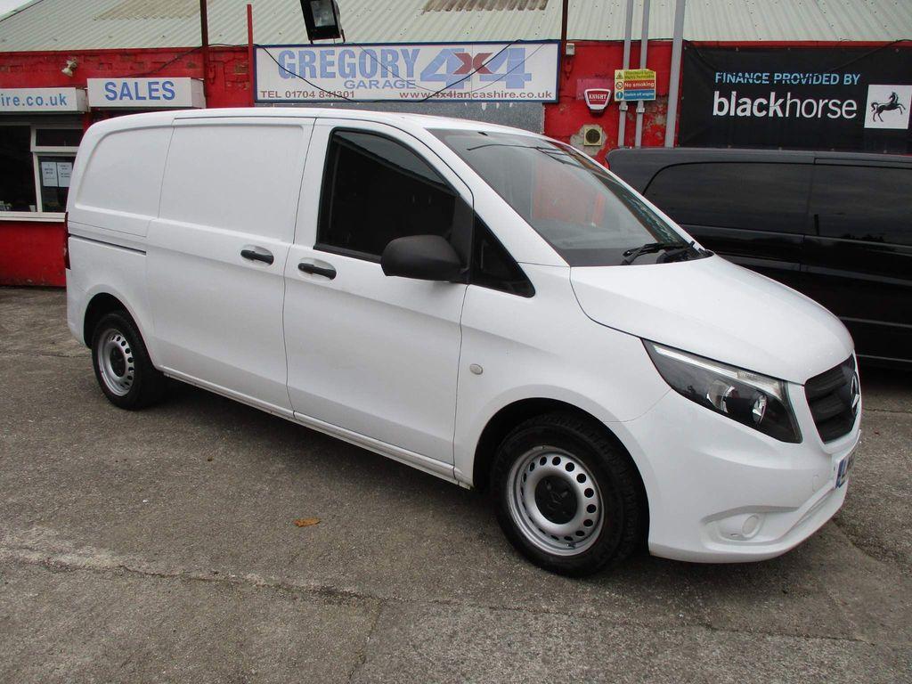 Mercedes-Benz Vito Panel Van 2.1 114 CDi Progressive G-Tronic+ RWD L1 EU6 (s/s) 5dr