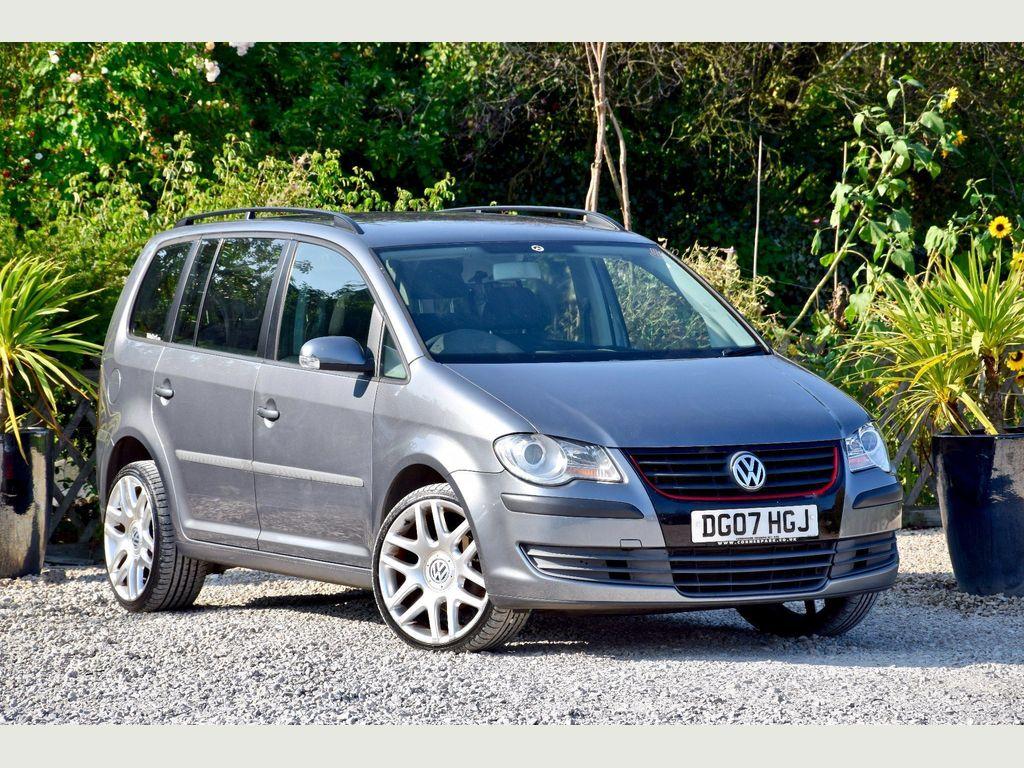 Volkswagen Touran MPV 1.9 TDI S 5dr (5 Seats)