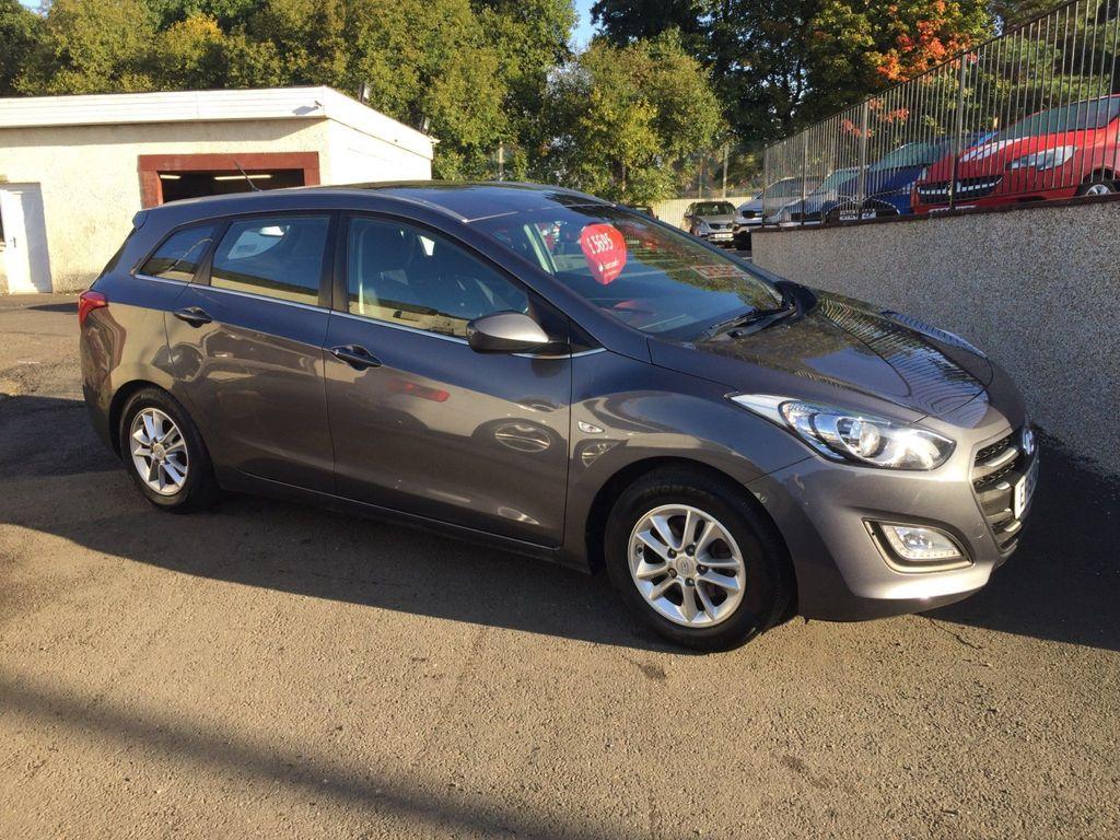 Hyundai i30 Estate 1.6 CRDi Blue Drive SE Tourer 5dr