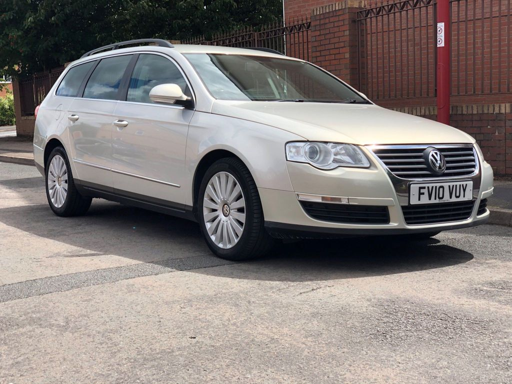 Volkswagen Passat Estate 2.0 TDI CR Highline DSG 5dr