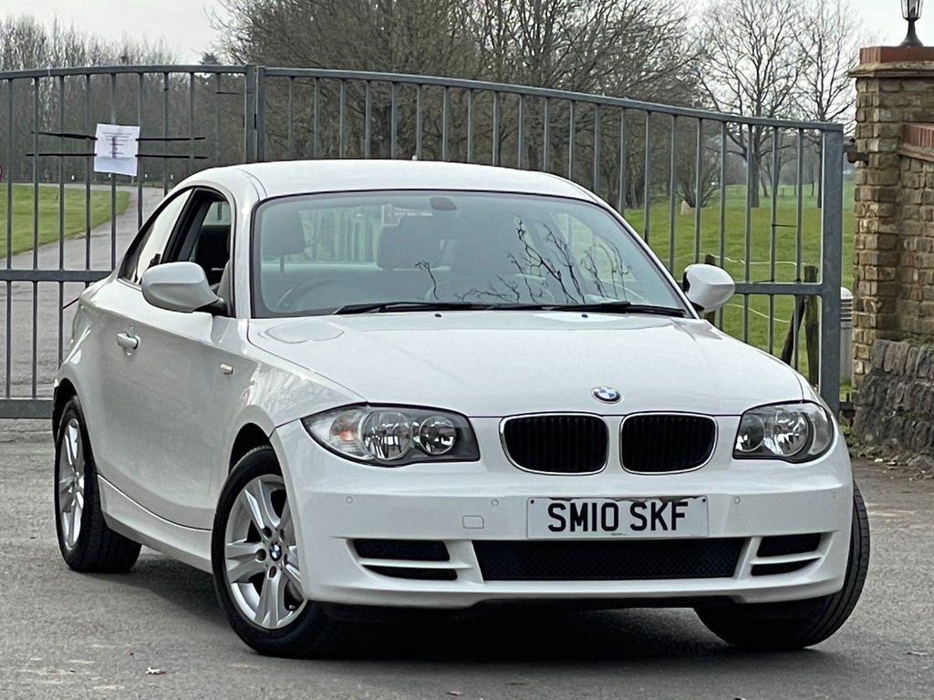 BMW 1 Series Coupe 2.0 120d ES Auto 2dr
