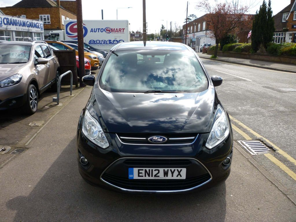 Ford Grand C-Max MPV 1.6 Zetec 5dr (7 Seats)