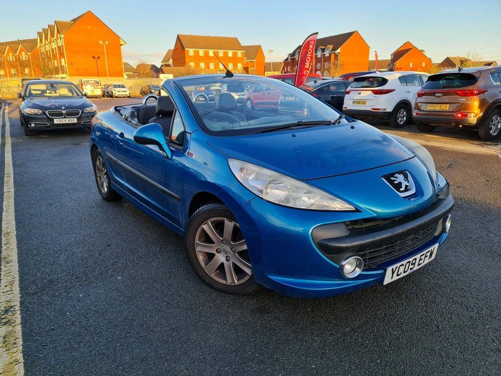 Peugeot 207 CC Convertible 1.6 HDi FAP Sport 2dr