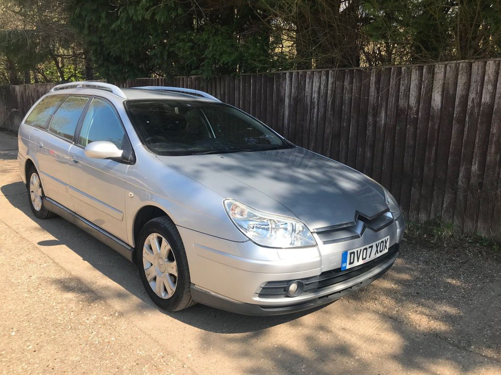 Citroen C5 Estate 1.6 HDi 16v VTX+ 5dr