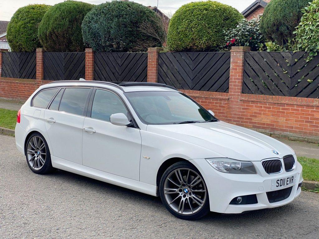 BMW 3 Series Estate 2.0 320d Sport Plus Edition Touring 5dr