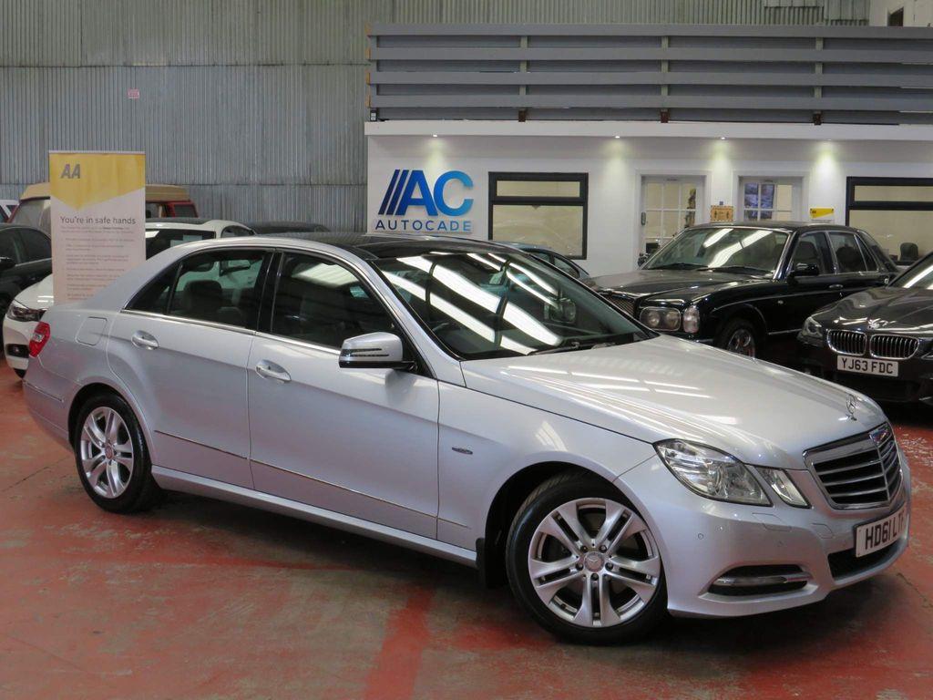 Mercedes-Benz E Class Saloon 2.1 E250 CDI BlueEFFICIENCY Avantgarde Edition 125 (s/s) 4dr