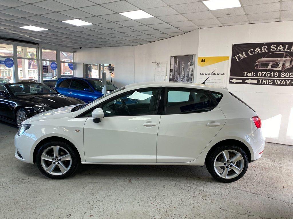 SEAT Ibiza Hatchback 1.4 Toca 5dr