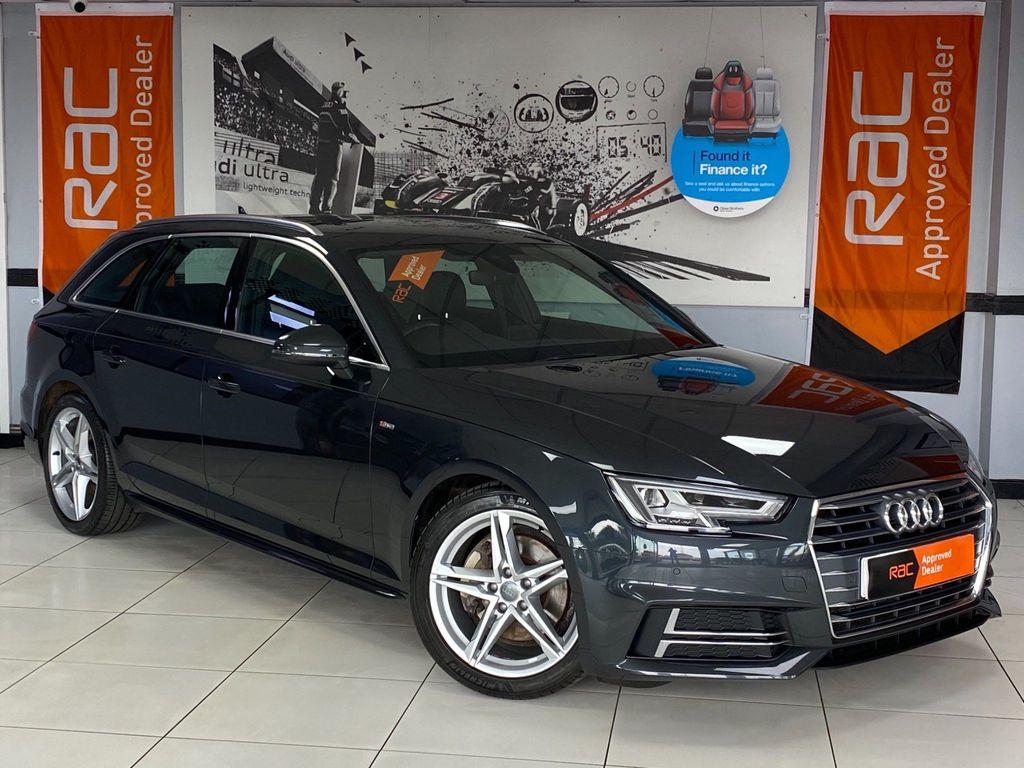 Audi A4 Avant Estate 2.0 TDI ultra S line Avant (s/s) 5dr