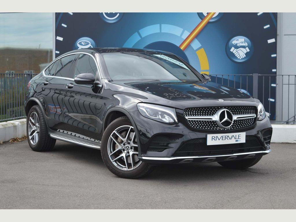 Mercedes-Benz GLC Class Coupe 2.1 GLC250d AMG Line (Premium Plus) G-Tronic 4MATIC (s/s) 5dr
