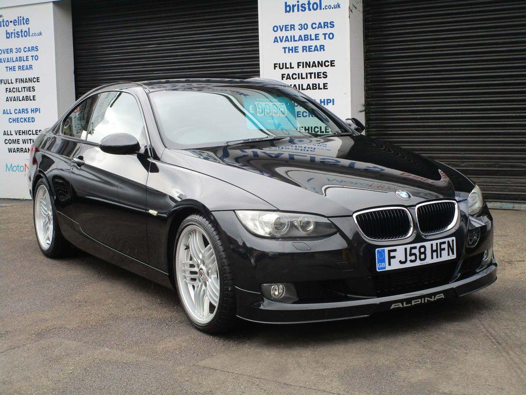 BMW Alpina D3 Coupe
