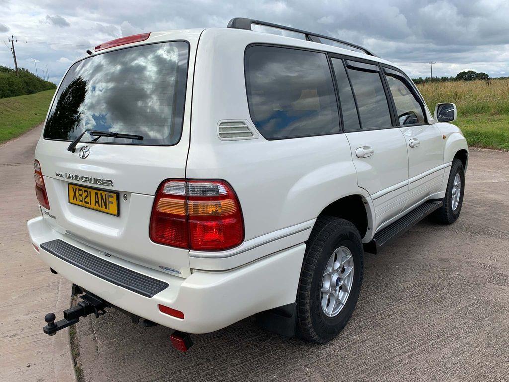 Toyota Land Cruiser Amazon SUV 4.2 TD VX 5dr
