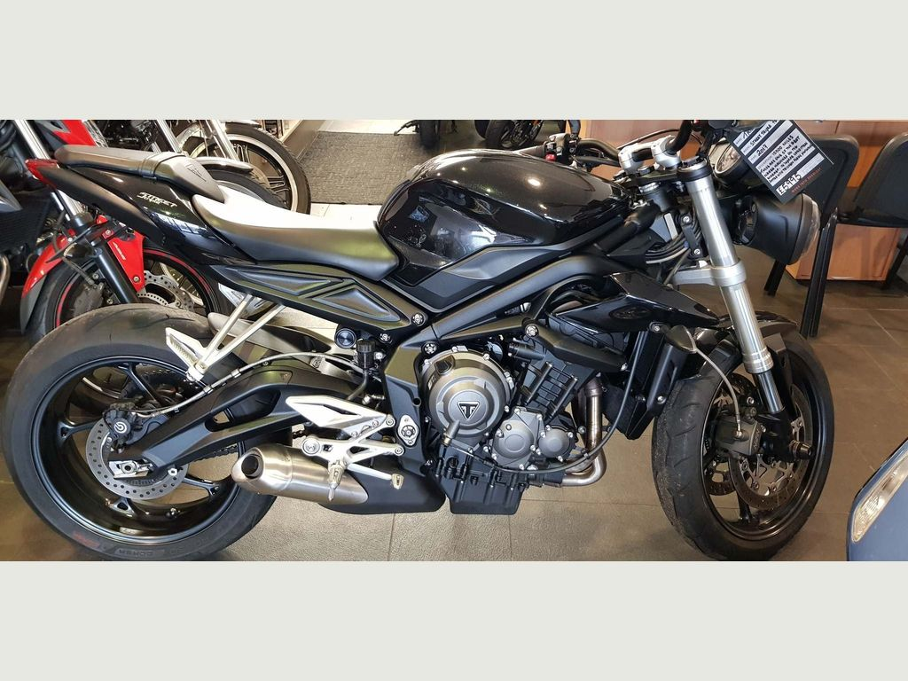 Triumph Street Triple 765 Naked 765 S