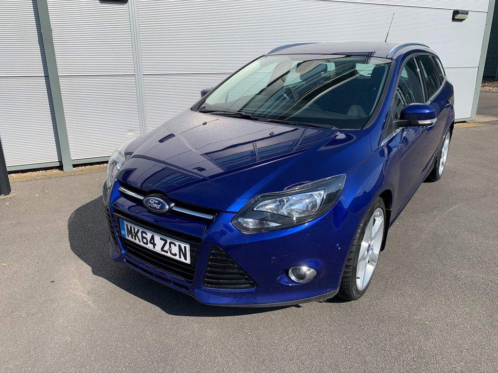 Ford Focus Estate 1.6 TDCi Titanium Navigator Navigator (s/s) 5dr