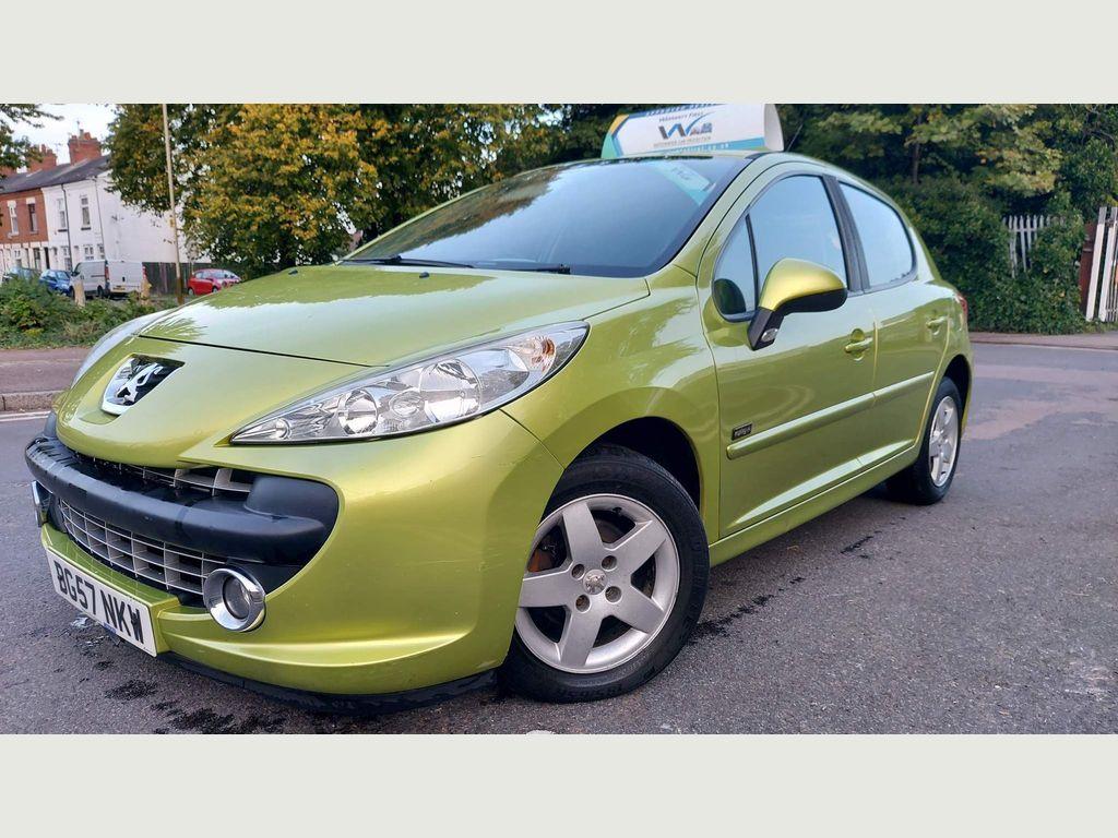 Peugeot 207 Hatchback 1.4 m:play 5dr