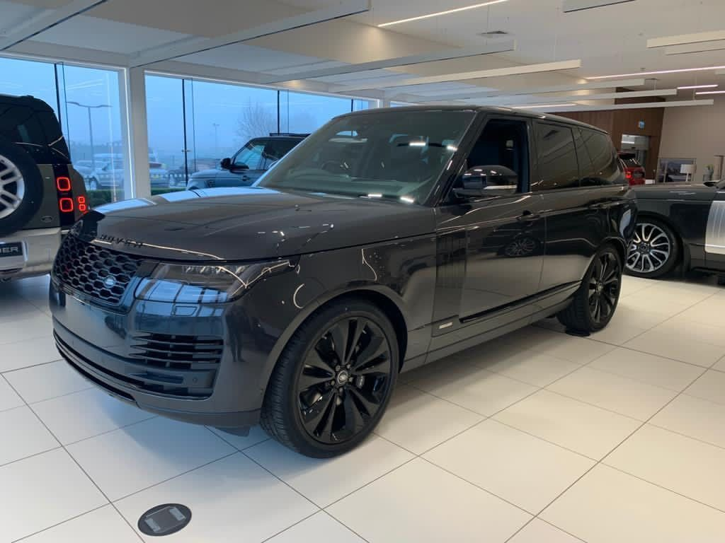 Land Rover Range Rover SUV 3.0 D350 MHEV Fifty Auto 4WD (s/s) 5dr