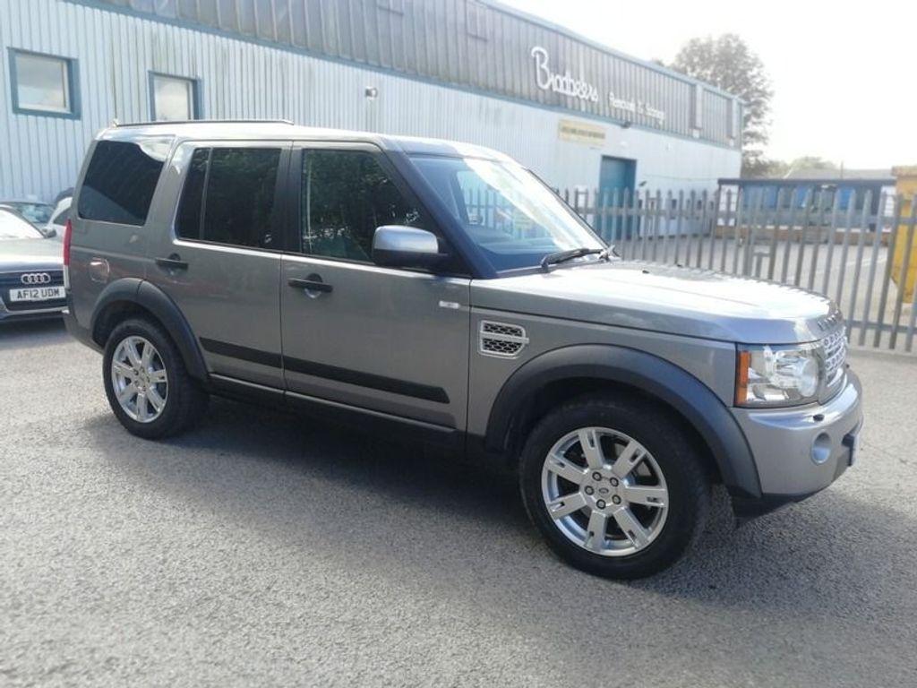Land Rover Discovery 4 Panel Van 3.0 SD V6 Panel Van 4X4 5dr
