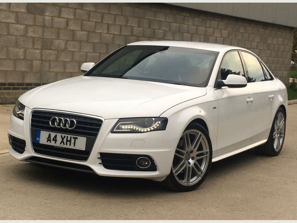 Audi A4 Saloon 2.0 TDI S line Special Edition Multitronic 4dr