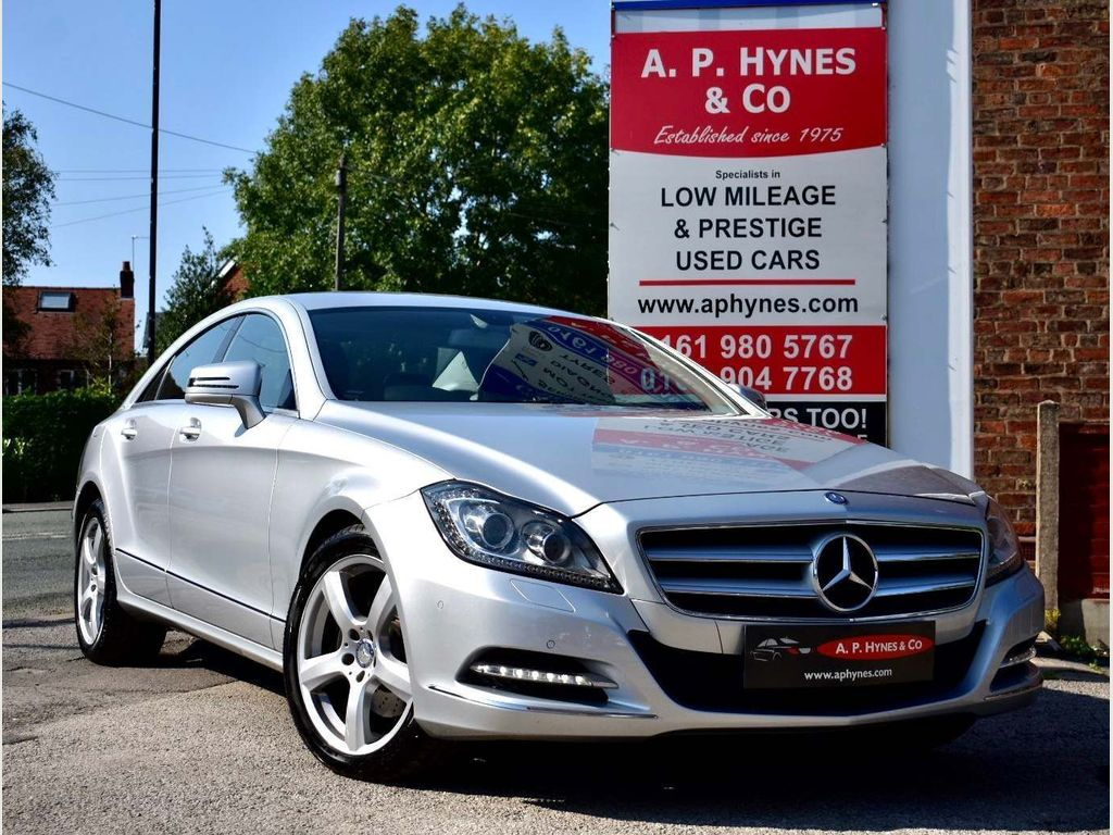Mercedes-Benz CLS Coupe 2.1 CLS250 BlueEFFICIENCY 7G-Tronic Plus (s/s) 4dr