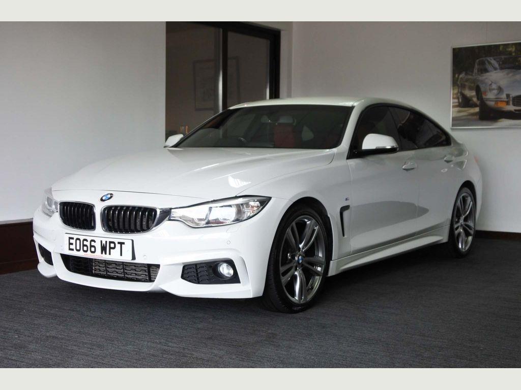 BMW 4 Series Gran Coupe Coupe 3.0 430d M Sport Gran Coupe Sport Auto (s/s) 5dr