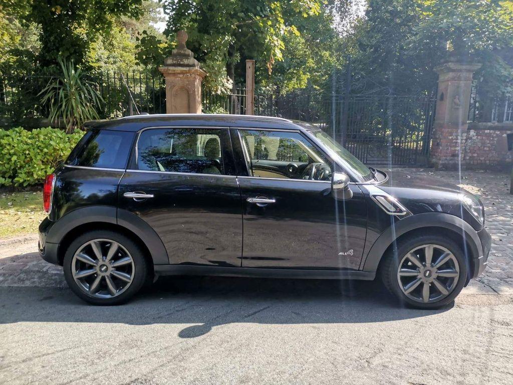 MINI Countryman SUV 2.0 Cooper SD ALL4 5dr