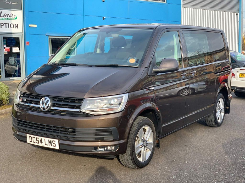 Volkswagen Transporter Panel Van 2.0 BiTDI T32 BlueMotion Tech Highline DSG 4Motion SWB EU6 (s/s) 5dr