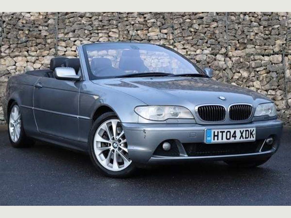 BMW 3 Series Convertible 3.0 330Ci 330 SE 2dr