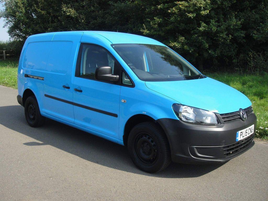 Volkswagen Caddy Panel Van LWB