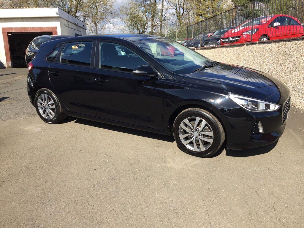 Hyundai i30 Hatchback 1.0 T-GDi Blue Drive SE Nav (s/s) 5dr