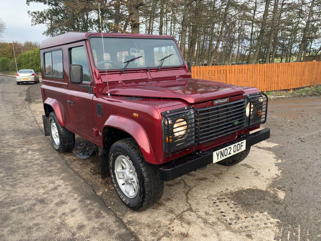 Land Rover Defender 90 SUV 2.5 TD5 County Station Wagon