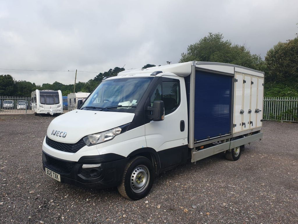 Iveco Daily Chassis Cab Automatic fridge delivery van