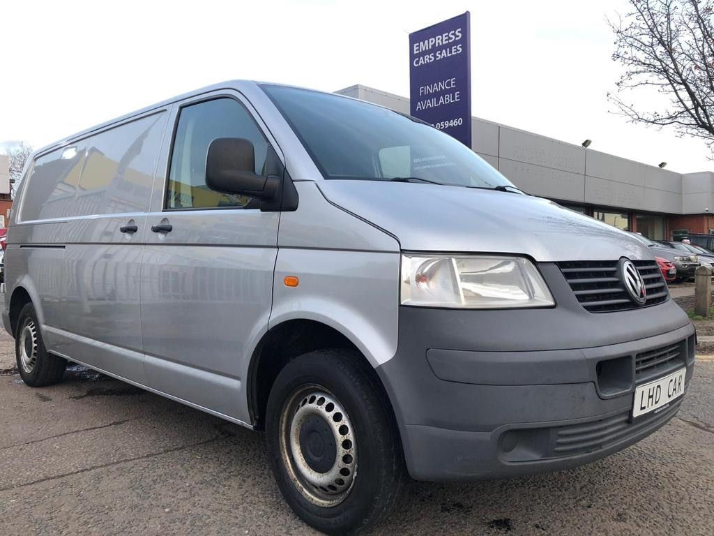 Volkswagen Transporter Chassis Cab 1.9 TDI PD T30 Chassis Cab 2dr (LWB)