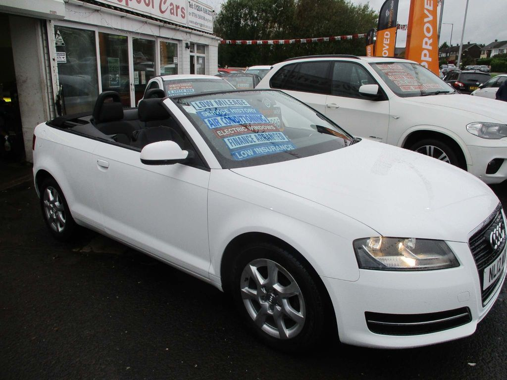 Audi A3 Cabriolet Convertible 1.2 TFSI Cabriolet 2dr