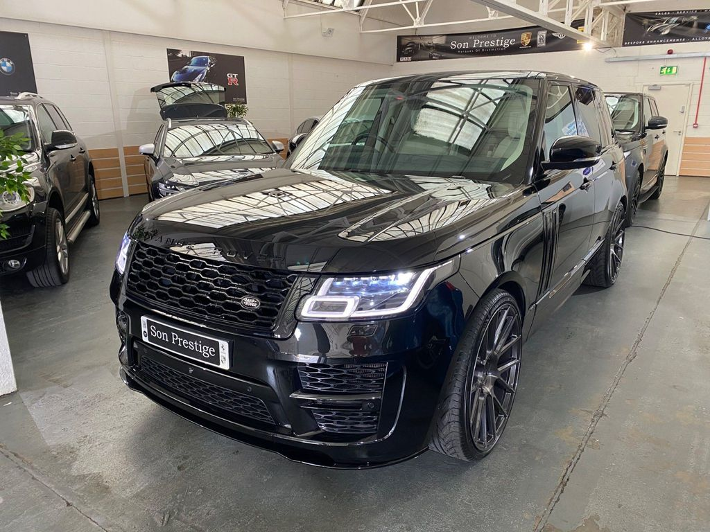 Land Rover Range Rover SUV 5.0 P525 V8 Autobiography Auto 4WD (s/s) 5dr