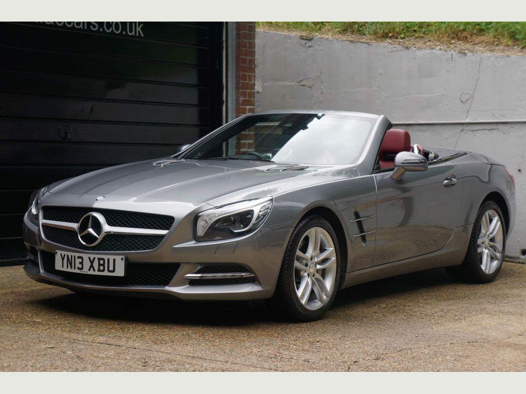 Mercedes-Benz SL Class Convertible 3.5 SL350 BlueEFFICIENCY 7G-Tronic (s/s) 2dr