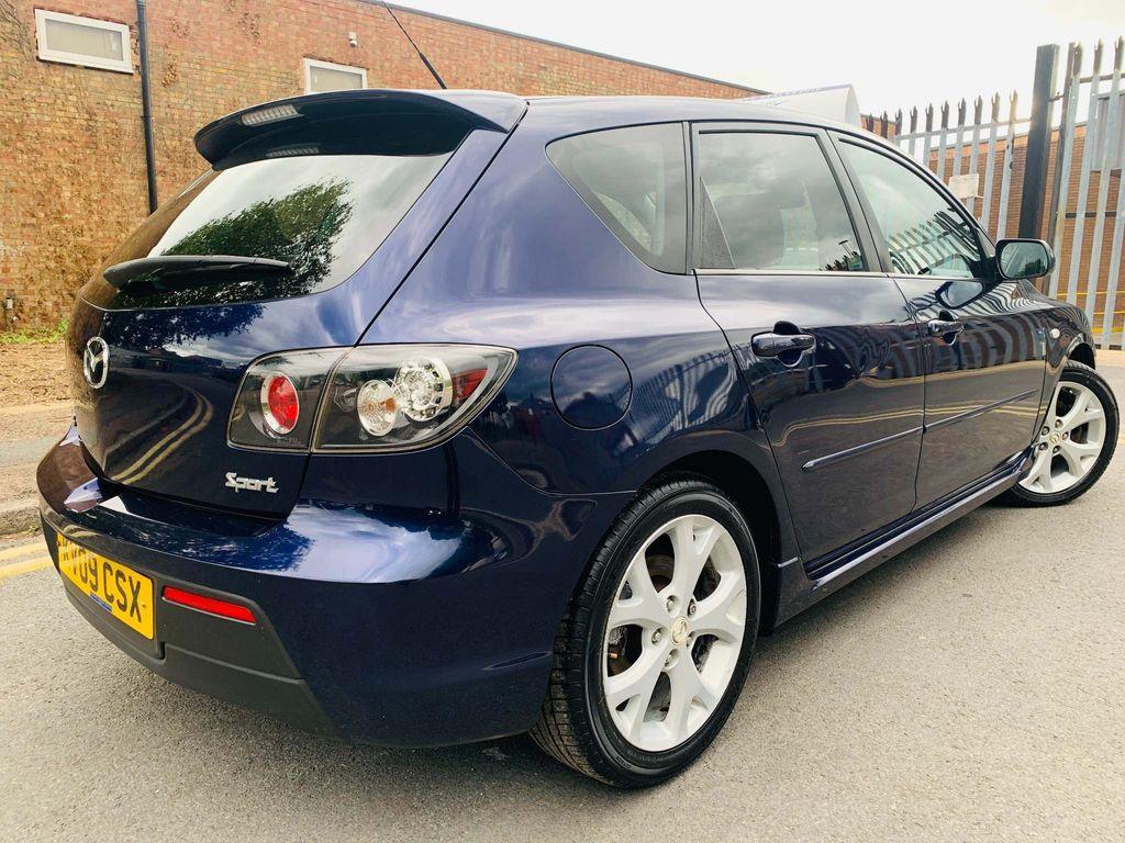 Mazda Mazda3 Hatchback 2.0 D Sport 5dr