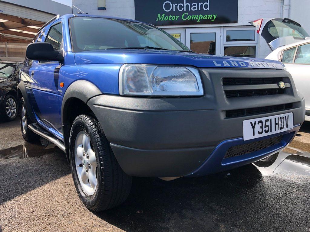 Land Rover Freelander SUV 1.8 GS Hard Top 3dr